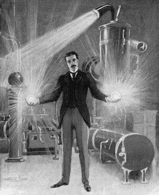 En Mayo de 1885, George Westinghouse, cabeza de la compañía de electricidad Westinhouse compró las patentes del sistema polifásico de generadores, transformadores y motores de corriente alterna de Tesla.